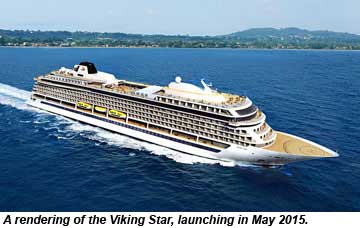 Viking Star rendering