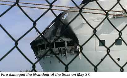 Grandeur fire damage