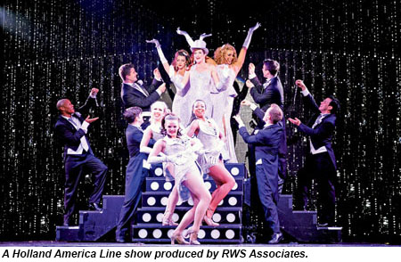 A Holland America Line show produced by RWS Associates.