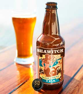 SeaWitch beer