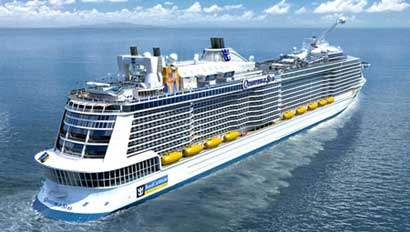 RCCL Quantum of the Seas