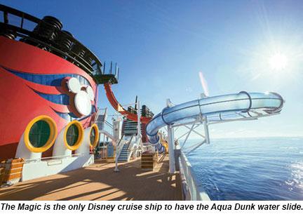 Aqua Dunk slide