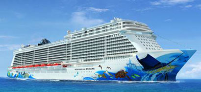 Norwegian Escape hull 410x232