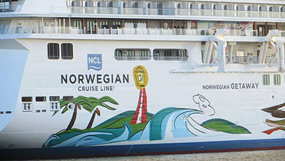 Norwegian Getaway 410-232