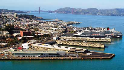 James R. Herman Cruise Terminal, San Francisco