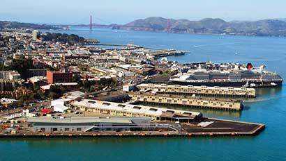 James R. Herman Cruise Terminal, San Francisco