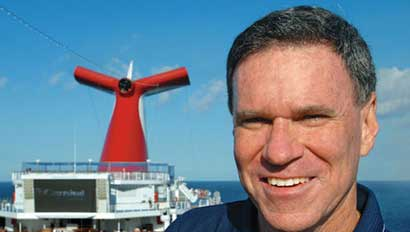 Carnival Corp. said Thursday that Gerry Cahill, president and CEO of Carnival Cruise Lines, will retire on Nov. 30. - cahill