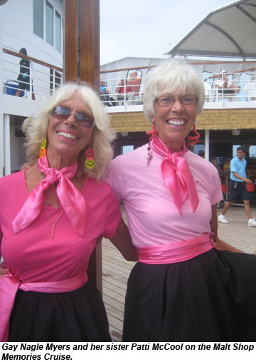 cruise-poodle For oldies fans, it doesn't get any better than this.