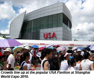 ShanghaiWorld Expo USA Pavilion