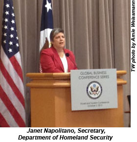Janet Napolitano, DHS