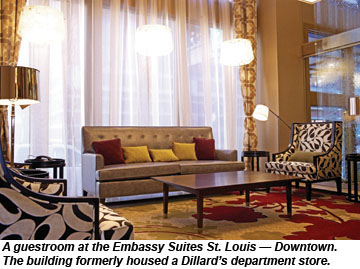 Embassy Suites St. Louis Downtown