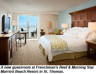 Frenchmans Reef guestroom