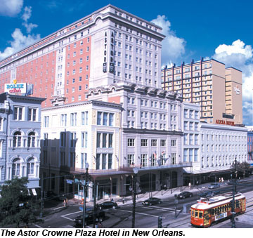 Astor Crowne Plaza