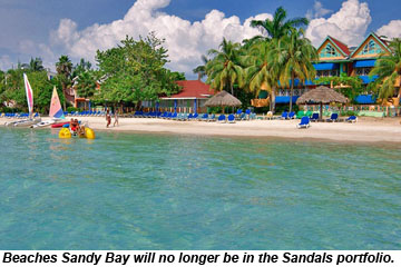 Sandals Parting Ways With Sandy Bay Resort In Jamaica