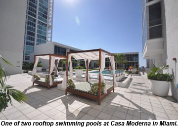 Tempo miami rebranded as casa moderna travel weekly for Casa moderna miami website