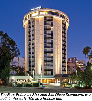 Four Points Sheraton San Diego Downtown