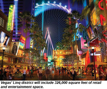 Las Vegas Linq District