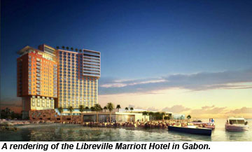 Marriott Hotel Under Development In Gabon
