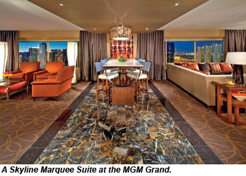 MGM Grand Las Vegas Finishes Renovation Travel Weekly