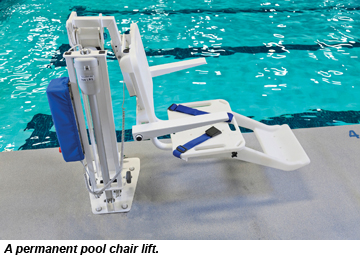 Hotels scramble to meet chair lift mandate for swimming - Swimming pool wheelchair lift law ...