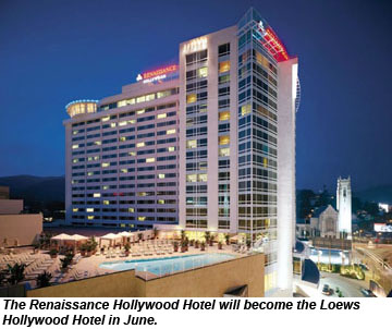 Renaissance Hollywood To Become A Loews