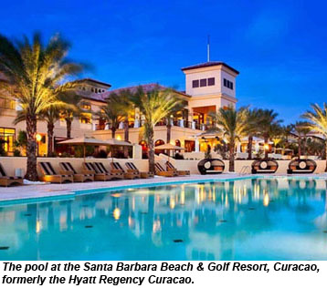 Court Rejects Hyatt S Bid To Regain Control Of Curacao Hotel Travel West Beach Santa Barbara