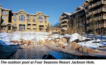 Str Names Four Seasons Jackson Hole Best Performing U S Luxury