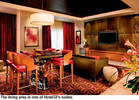 Up Close And Personal At Vegas 39 Boutique Hotels Travel Weekly