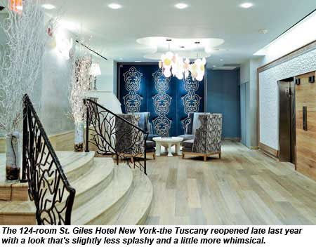 St Giles Hotel New York-the Tuscany
