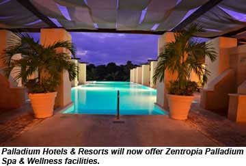 Zentropia Palladium Spa