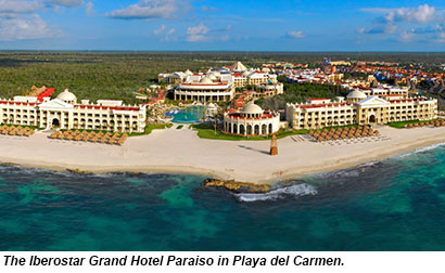 Iberostar Grand Paraiso The Hotel In Playa