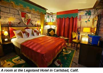 Legoland Hotel Opens In Southern California Travel Weekly