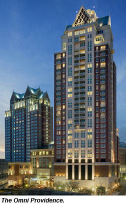 Omni Hotels Resorts Has Reflagged The Westin In Providence R I After Acquiring 564 Room Hotel From Procaccianti Group