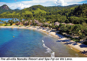 Nanuku Resort and Spa Fiji