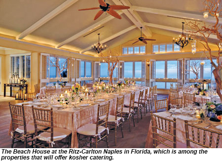 The BeachHouse at the Ritz-Carlton Naples in Florida
