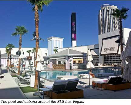 Sbe Entertainment Imbues Sls Las Vegas With L A Flavor