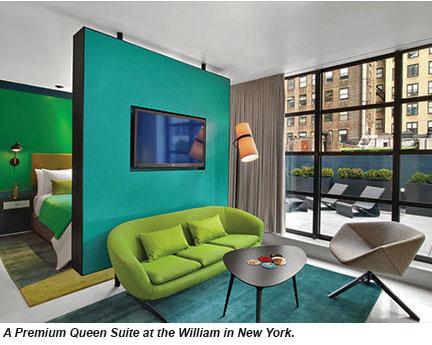 William Premium Queen Suite