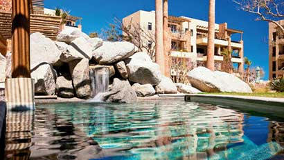 Capella Pedregal Pool