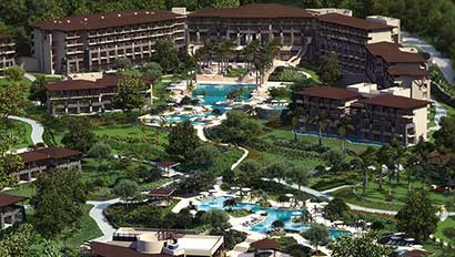Dreams Resort Opens In Costa Rica Travel Weekly