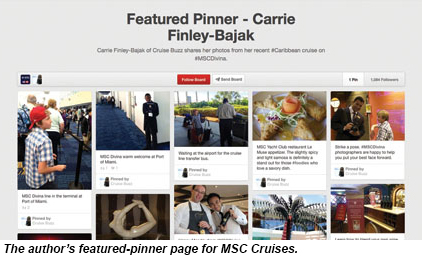MSC Featured-Pinner page