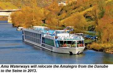 Ama Waterways Amalegro