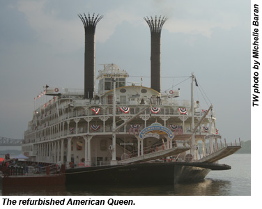 American Queen refurbished