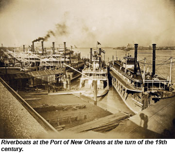 New Orleans Welcomes Return Of Mississippi Sailings