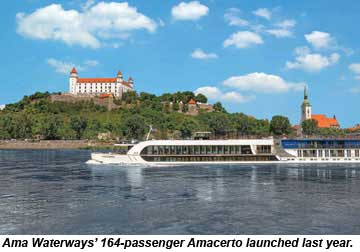Ama Waterways Amacerto