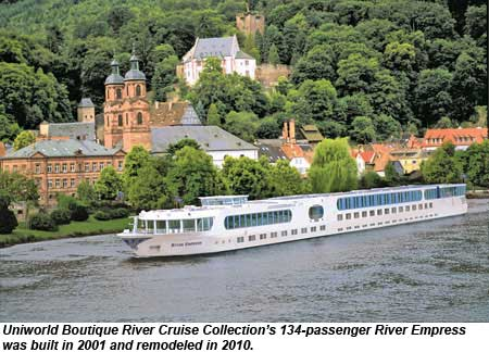 Traffic Control Travel Weekly - Usa river cruises