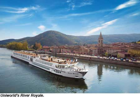Uniworld River Royale