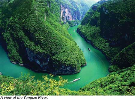 Taming The Yangtze Travel Weekly