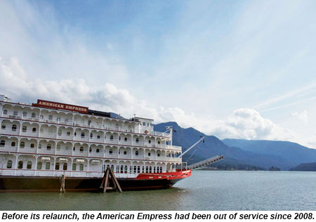 AmericanEmpress-Launch