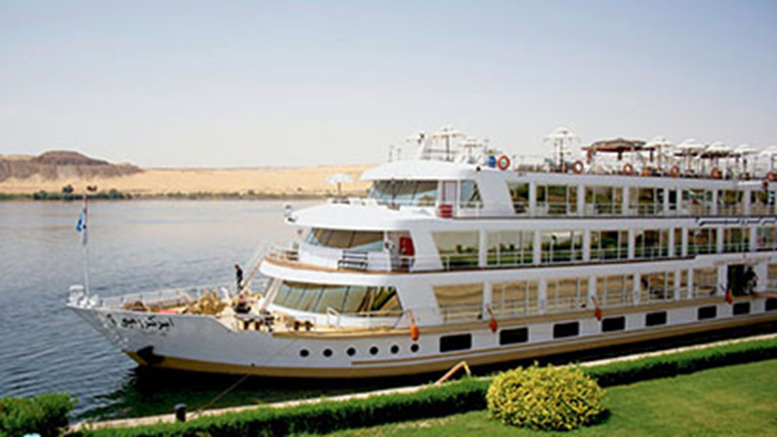 With A&K, 4 degrees of Nile luxury