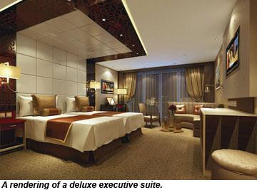 Century Cruises Thinking Big With Yangtze Newbuilds